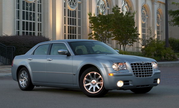 Get Made: The Chrysler 300C