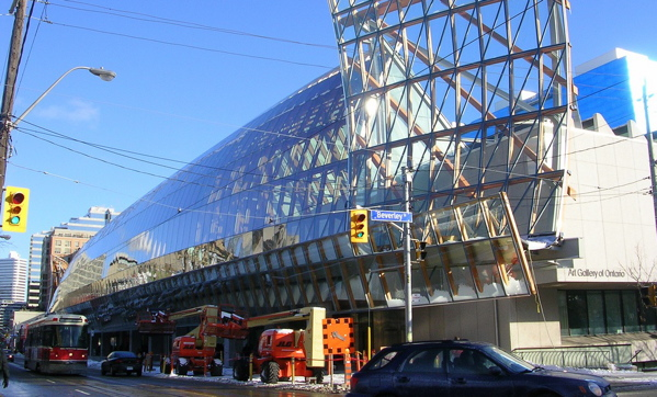 Let's Be Frank: The AGO's New Resto