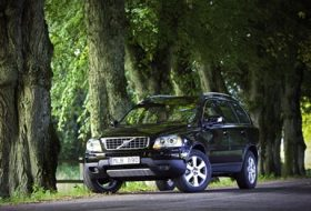 From Sweden with ULEV: The Volvo XC90
