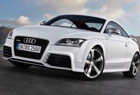 A Lean Machine: The 2009 Audi TT