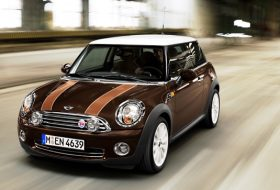 Mini Cooper S: Mayfair 50