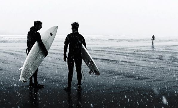 Tofino surf