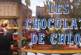 Chole chocolats