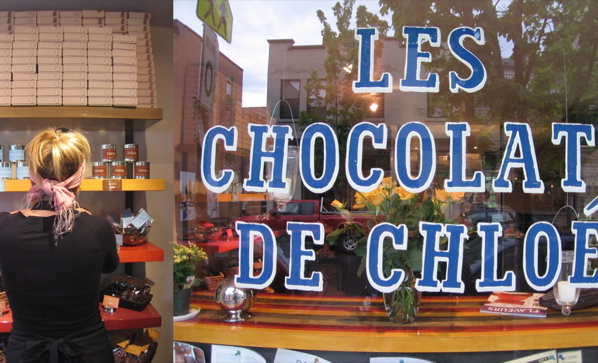 Chole chocolats