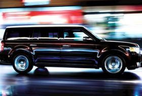 AWD limited ford flex