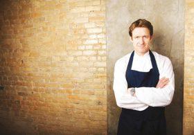 The Sharper Chef, Calgary: Andrew Richardson, Blink
