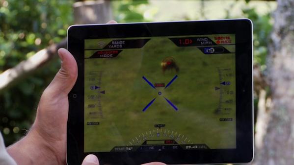 iPad gun