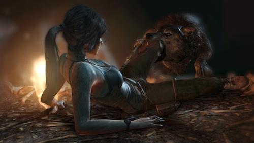 Tomb Raider 500