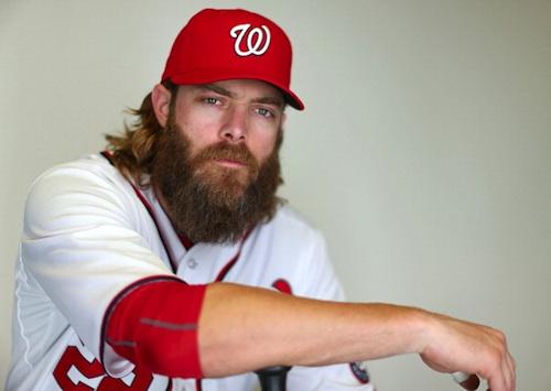 Werth beard