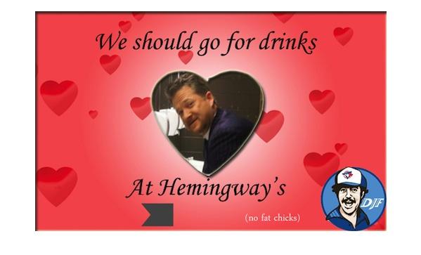 Valentine Zaun card