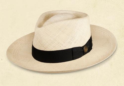 Goorin Bros. panama hat