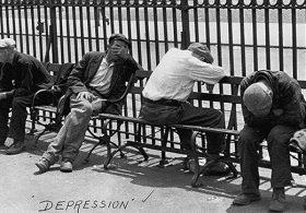 Long-Term Unemployment Makes Men Age Quicker