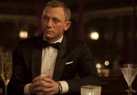 James Bond is a Raging Drunk