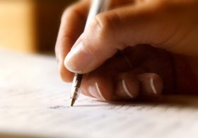 Writing Can Help Heal Your Injuries Faster