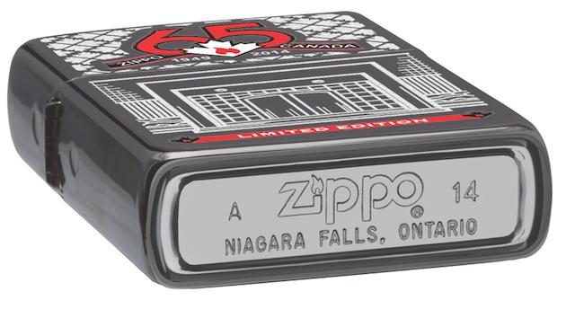 zippo stamp