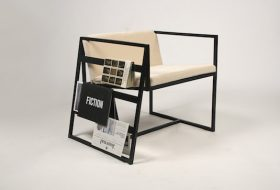 Lukas Avena's Reading Chair