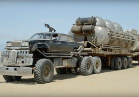The Cars of Mad Max