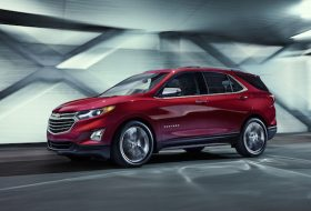 Winter Is Coming: The Unveiling of the 2018 Chevy Equinox