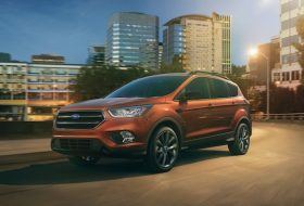 2017 Ford Escape SE: Back to the Future