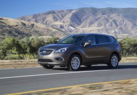 The New 2017 Buick Envision