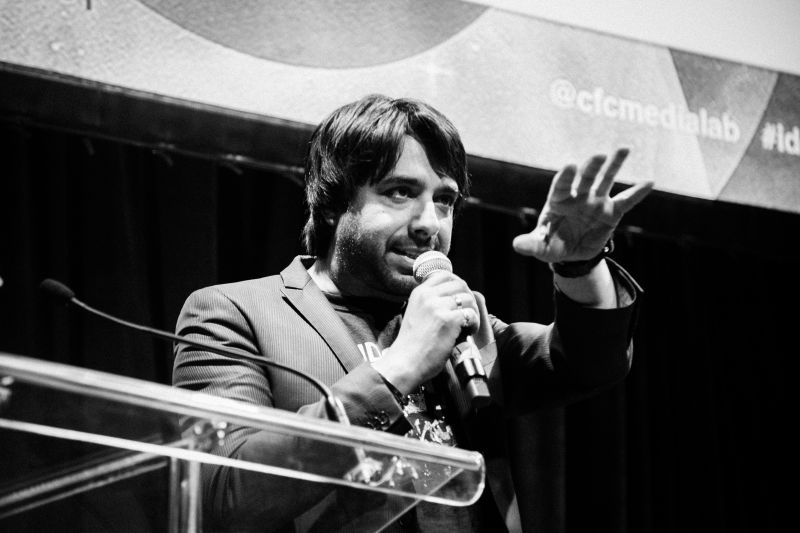 Jian Ghomeshi is back with a new podcast about exile, loneliness, and rejection