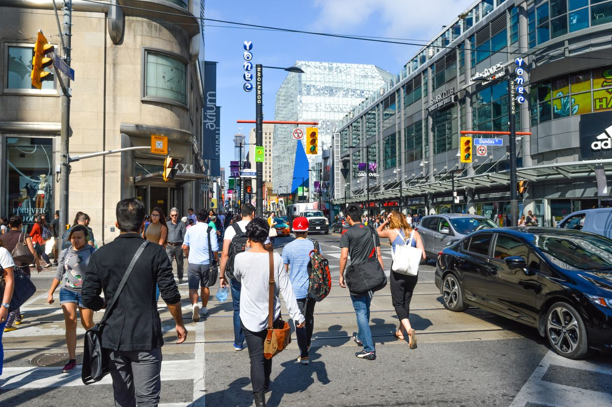 Canada's unemployment rate falls to its lowest level since before the recession