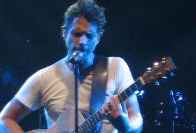 Singer Chris Cornell