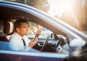 You've probably suspected as much: Driving makes people dumber