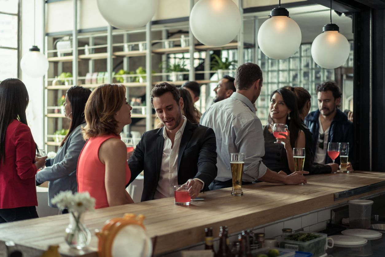 The best bars for after work drinks in and around Toronto's Financial District