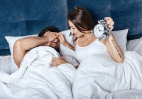 Your body's clock: New study reveals the peak time of day to drink, work out, and have the best sex