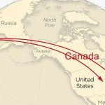 Why Canada is directly in the line of fire of any U.S. / North Korean missile conflict