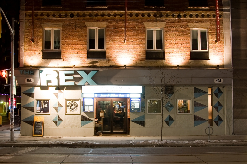 Top 5 Toronto Jazz Clubs (north to south)