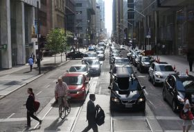 The Best (and Worst) City in Canada for Driving?