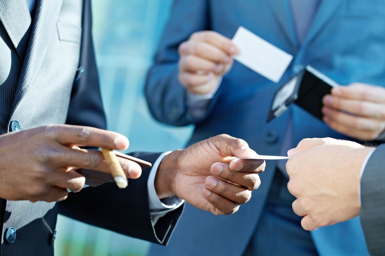 Five Things that are Wrong with Your Business Card