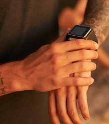 Suck it up and try it: Wearable Fitness Edition