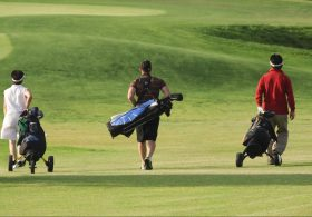Golf Fans Get the Same Health Benefits as Star Players