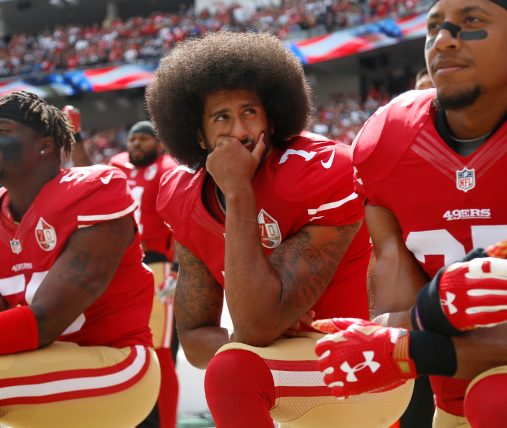 Colin Kaepernick: The Current That Created The Wave