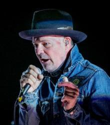 Canadian Rock Icon Gord Downie Dies at Age 53