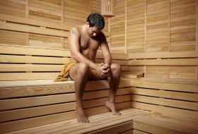 The Health Reason Men Should Use a Sauna