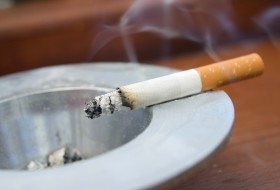 """Cigarettes """"Going Up In Smoke""""?"""