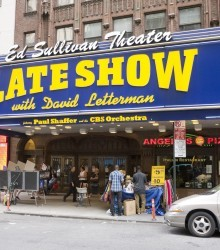 David Letterman Awarded The Mark Twain Prize for American Humor