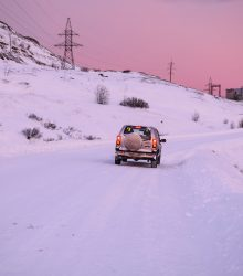 New Arctic Highway Connects Inuvik To Remote Tuktoyaktuk