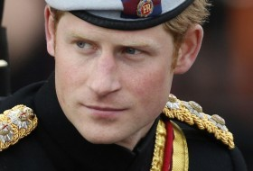 Prince Harry Is All In For Afghanistan Vets