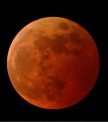 Want To See A Super Blue Moon Eclipse?
