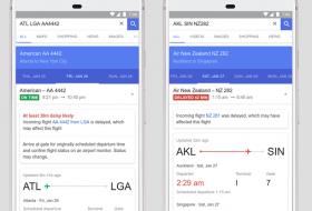Google Flight Delay