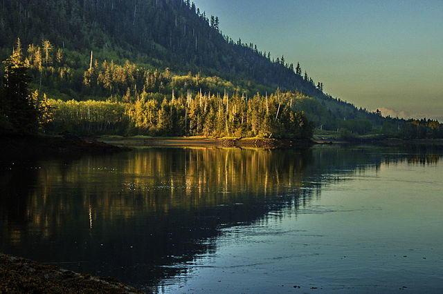 Hecate Strait BC UNESCO