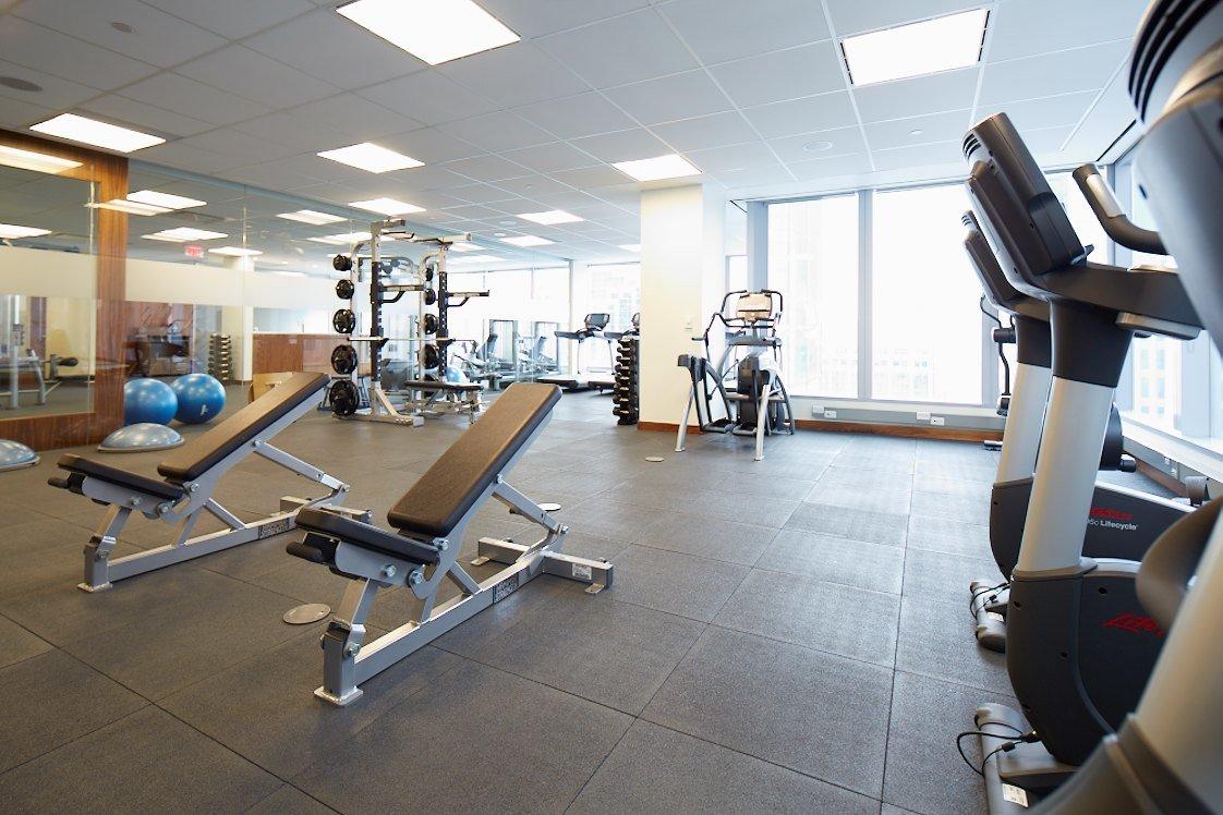 Top 10 Toronto Gym's