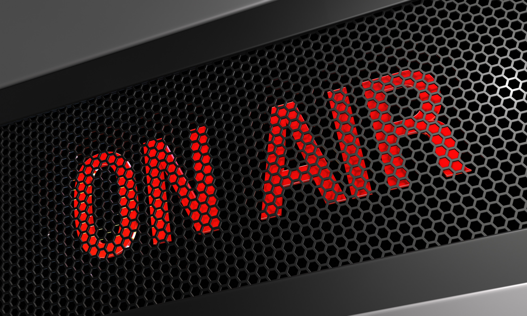 On Air Sign FM Radio