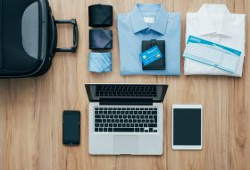 Business Travel Suitcase