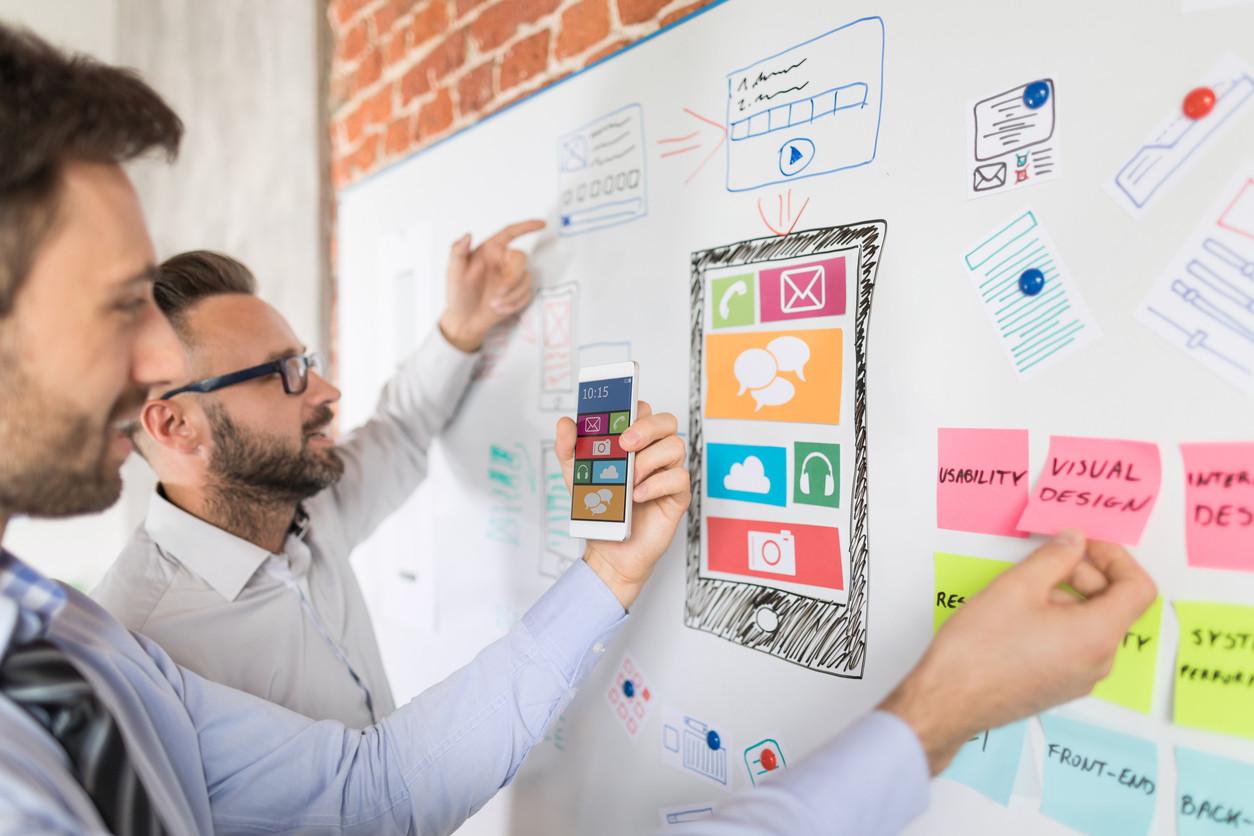 Designers Building an App